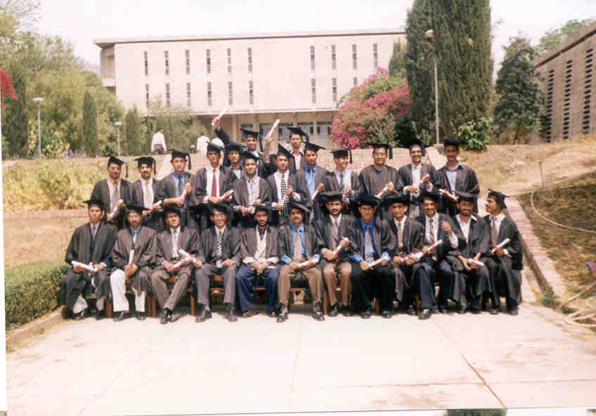 Jollies27 - Computer Science, Quaid-e-Azam University Islamabad, 2000-2002